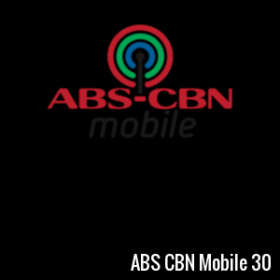 ABS CBN Mobile 30