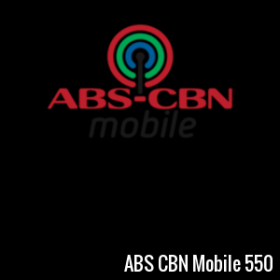 ABS CBN Mobile 550