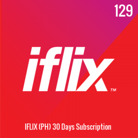 IFLIX (PH) 30 Days Subscription