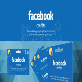Facebook Game Card (US)
