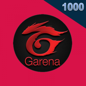 Garena Shells 1000 (PH)