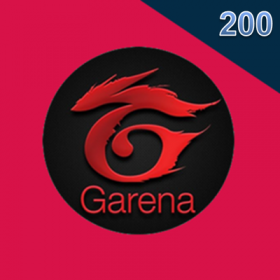 Garena Shells 200 (PH)