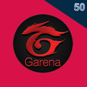 Garena Shells 50 (PH)