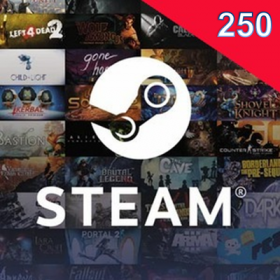 Steam Wallet Code 250 (PH)