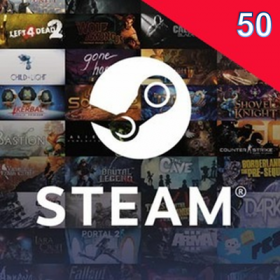 Steam Wallet Code 50 (PH)