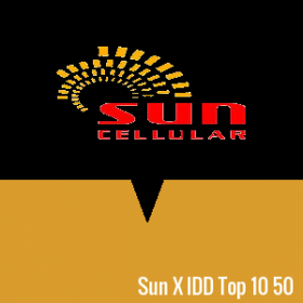 Sun Xpressload IDD Top 10 50
