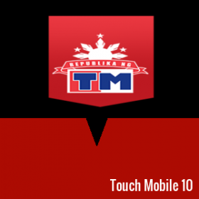 Touch Mobile 10