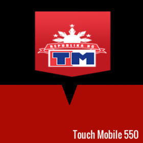 Touch Mobile 550