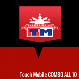 Touch Mobile COMBO ALL 10