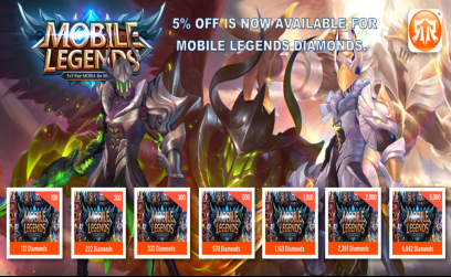 Mobile Legends is now Available