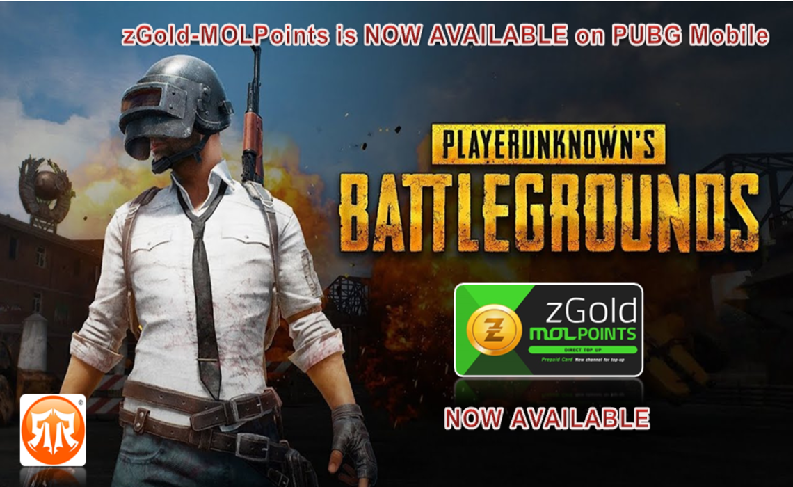 zGold-MOLPoints is NOW AVAILABLE on PUBG Mobile - Digital