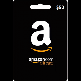Amazon Gift Card $50  (US)
