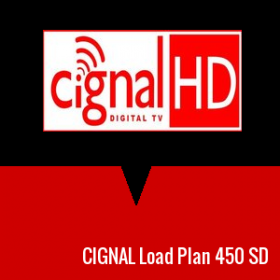 CIGNAL Load Plan 450 SD