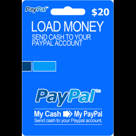 USD Paypal $20